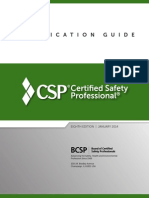 Csp Application Guide