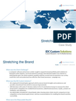 IDC Brand Equity
