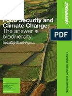 Food Security and Climate Chan