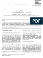 Annealing of Starch a Review