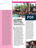 Sismix Festival by Winamax Article Dj Mag #5