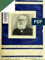 A Vida de D. Pedro II- Benjamin Mossé