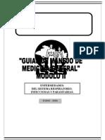 Guias de Manejo de Medicina General (Modulo II)
