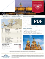 PRO40574 NAU140910 Flyer – EURO, Editable Travel Agent
