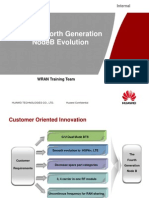 The Huawei Nodeb Evolution
