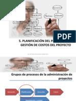 Administración de Proyectos52COSTOS