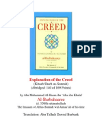Explanation of the Creed (Kitab Sharh As-Sunnah)