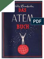 Riemkasten, Felix - Das Atembuch