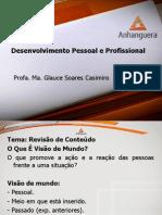 A1 ENG1 Desenvolvimento Pessoal e Profissional Revisao de Conteudo