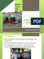Agua de Calderos - Chata