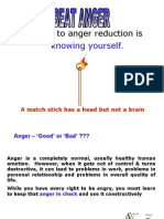 Beat Anger