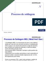 Cap v Processo de Soldagem
