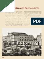 Viejos Teatros de Buenos Aires