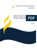 08. EDEEste - Plan Operativo 2012 Dir. Auditoria Interna sgc.pdf