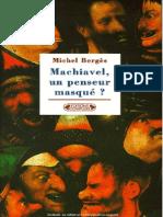 Michel_Berges - Machiavel, Un Penseur Masqué