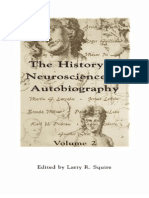 The History of Neuroscience in Autobiography - Vol 2