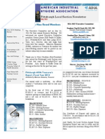 July 2014 Pittsburgh AIHA Newsletter