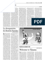 Articulo 29   Welcome to Tijuana