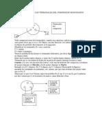 Conexion de Terminales Del Compresor Monofasico