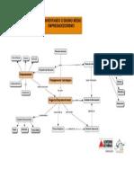 Mapa Conceitual Area Empreendedorismo e Gestao
