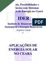 Energia Solar 05IDER