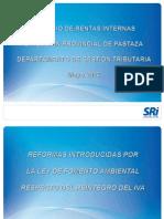 Charla Devolución Del IVA - SP