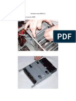 Instalarea unui HDD