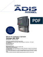 Manual Operacao MD0705 Rev01