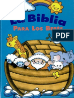 La Biblia Para Los Bebes