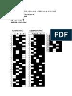 2010 Biologie Etapa Judeteana Solutii Clasa a X-A 0