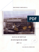 Manual de Montaje de Estanques API Rev A