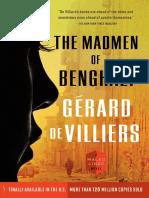 The Madmen of Benghazi by Gérard de Villiers - Excerpt