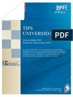Tips Universidades