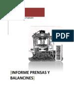 Tp 2 - Prensas y Balancines (1)