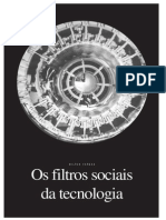 Milton Vargas - Os Filtros Sociais Da Tecnologia