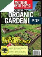 Guide to Organic Gardening 2014