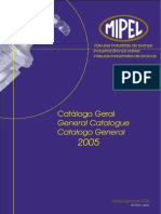 MIPEL Catalogo General