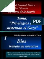Privilegios Que Sustentan El Gozo