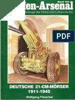 Waffen Arsenal - Band 162 - Deutsche 21-cm-Mörser 1911-1945