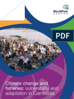 Climate change and fisheries