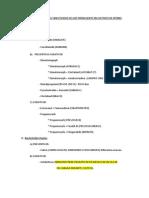 Listados de Fungicidas e Nsecticidas de Uso Frencuente en Cultivos de Pepino