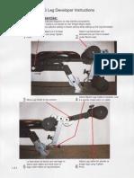 SSG-Leg Developer Instructions