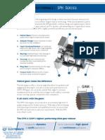 Gam Inline Gear Reducers Catalog