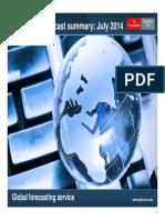 Gfs July 2014 - Financial Summary - The Economist Inteligence Unit