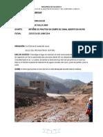 Informe 001 Fluidos II - Sallo Jaen Enrique