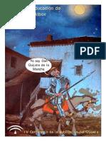 comic book don quixote