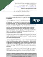 HandicapIntern(2006)Phsychological Impact of War in SL