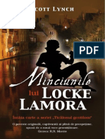 Lynch, Scott - Minciunile Lui Locke Lamora