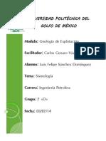 IPD Luis Felipe Sánchez Sismología