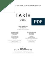 Tarih Kitabı 1939-2002 (TÜSİAD)